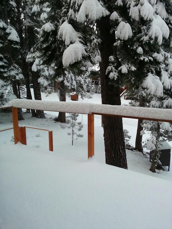 Beautiful snow!