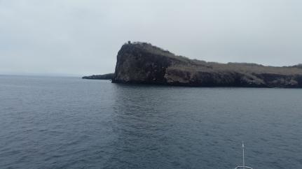 Gardiner Island, one side