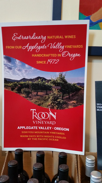 Event Poster at Troon