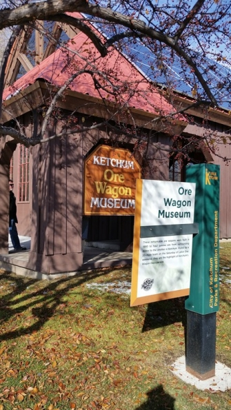 Covered Wagon Museum