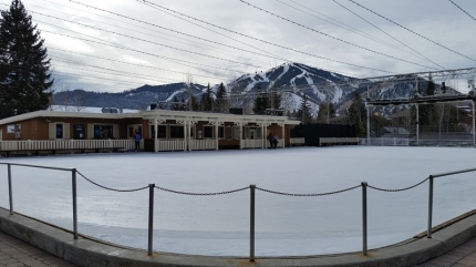 Sun Valley Skating rink